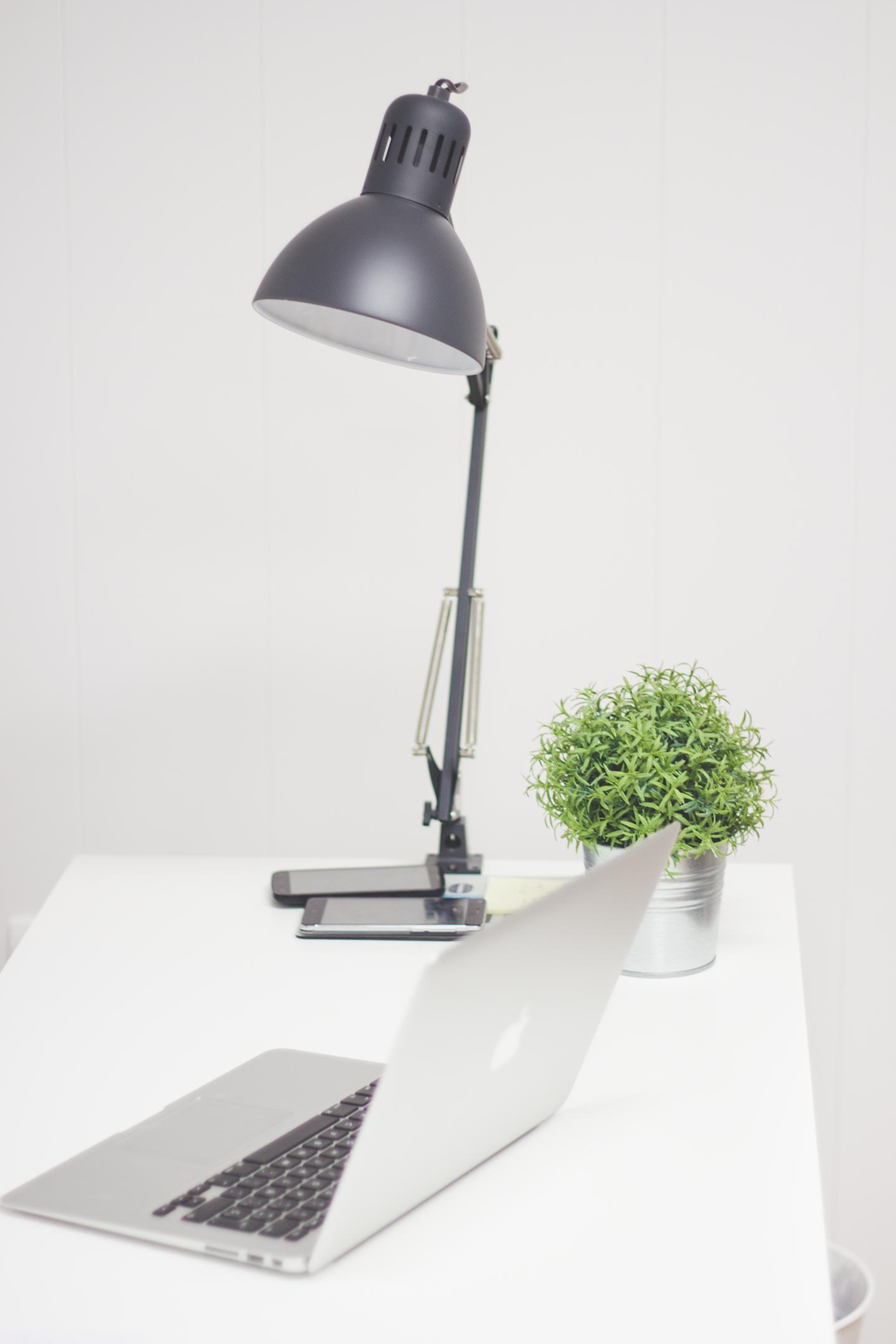 mesa de estudio de diseño web Albacete