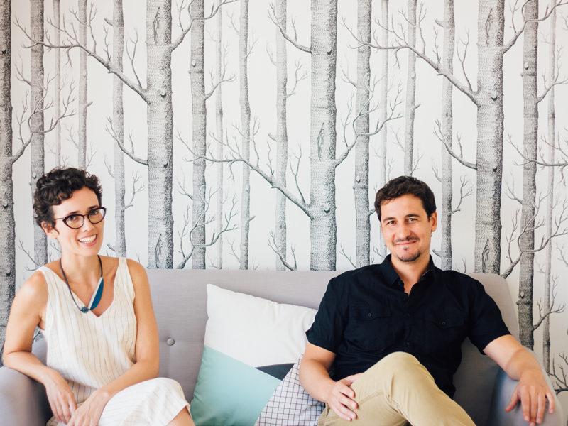 Ana y Pedro, arquitectos en Albacete